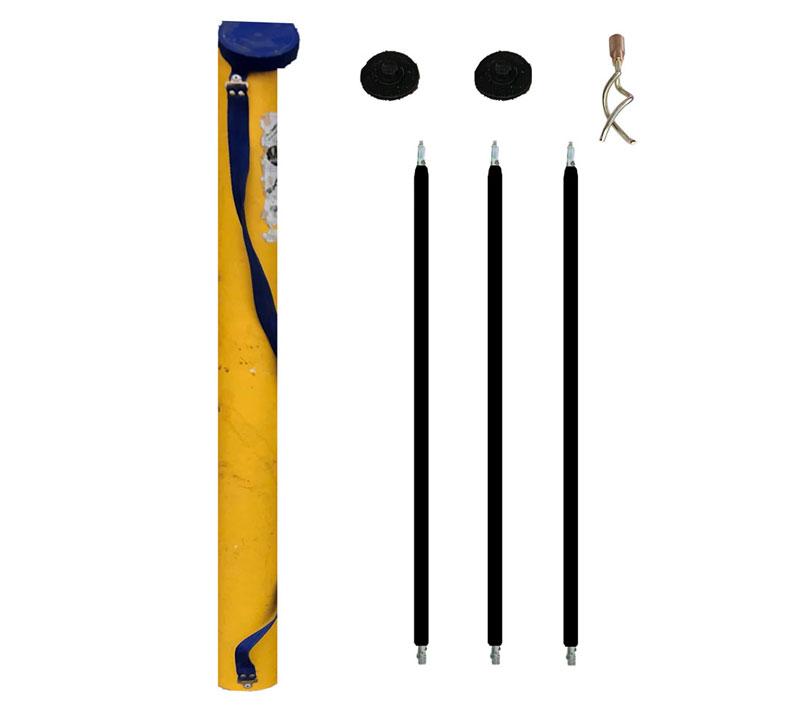 Drain Rods / Chimney Sweep